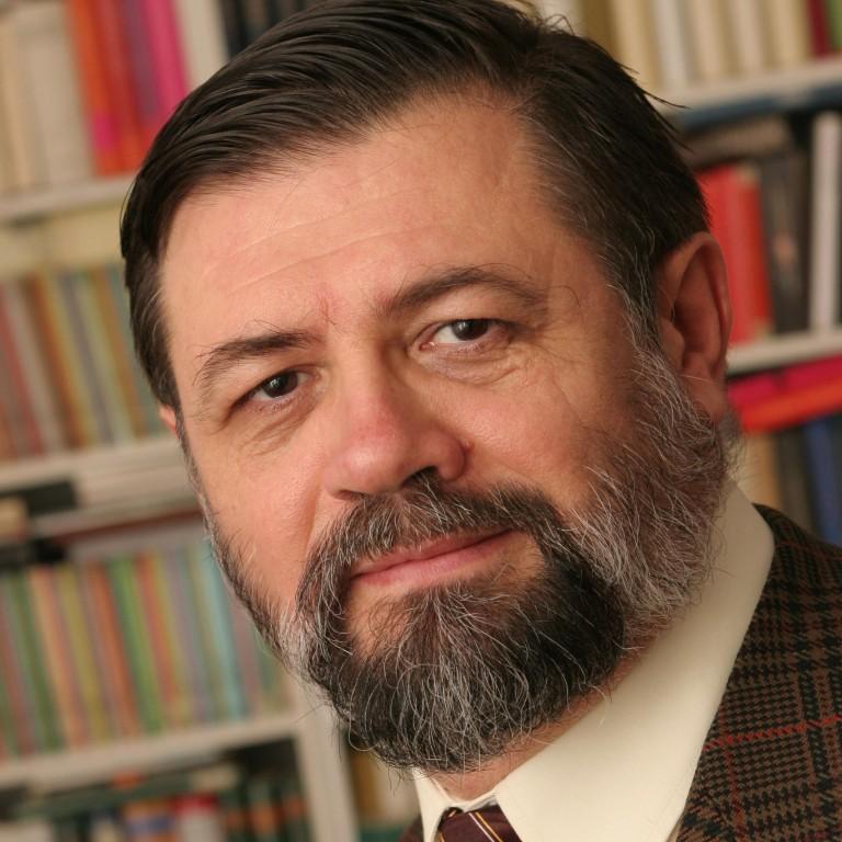 Portre of Báthori Csaba