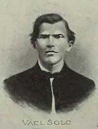Šolc, Václav portréja