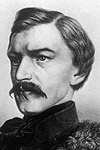 Portre of Borovský, Karel Havlíček