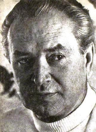 Portre of Képes Géza