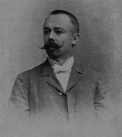 Portre of Škampa, Alois
