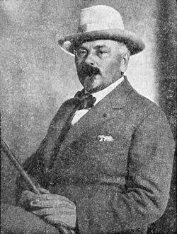 Portre of Jelínek, Hanuš
