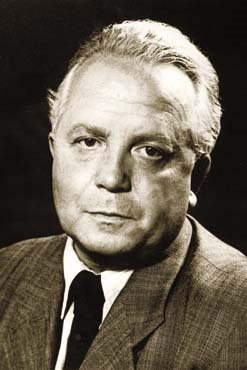 Portre of Halas, František