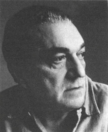 Portre of Holan, Vladimír