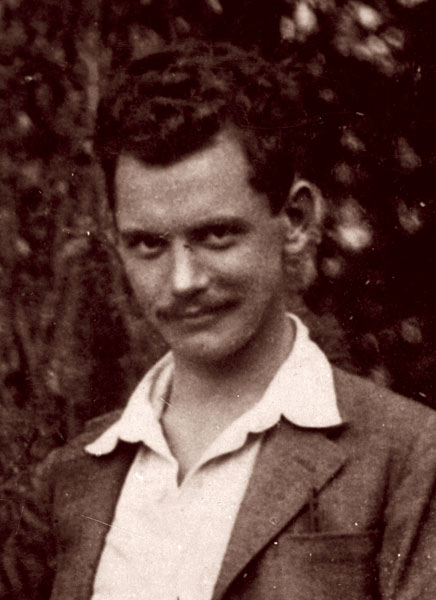 Portre of József Attila