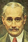 Portre of Krúdy Gyula