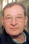 Portre of Nádas Péter