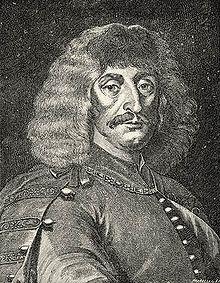Portre of Zrínyi Miklós