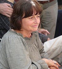 Portre of Mezey Katalin