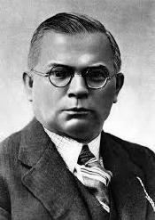 Portre of Beniak, Valentin