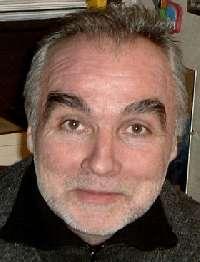 Portre of Györe Balázs