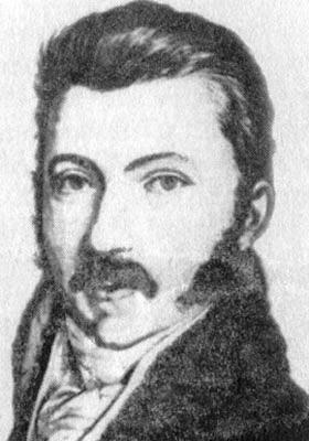 Portre of Vitkovics Mihály