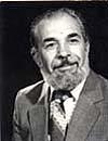 Portre of Lakatos Menyhért