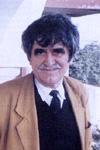 Portre of Juhász Ferenc