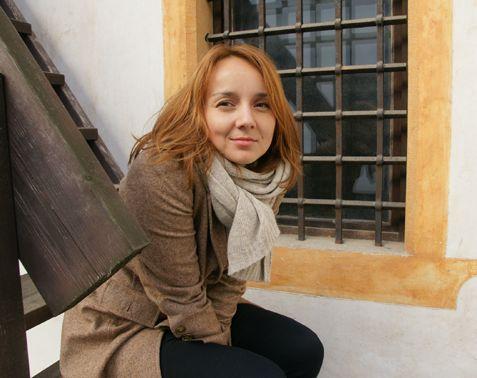 Portre of Katarína Kucbelová