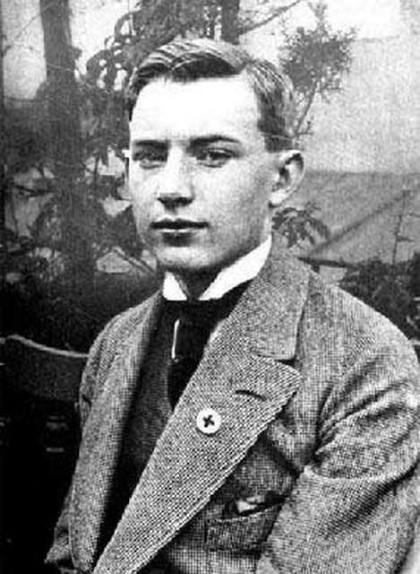 Portre of Wolker, Jiří
