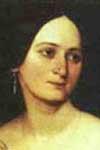Portre of Němcová, Božena