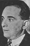 Portre of Poláček, Karel