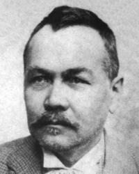 Portre of Hviezdoslav, Pavol Országh