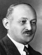 Portre of Jesenský, Janko