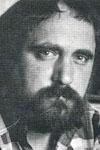 Portre of Hajnóczy Péter