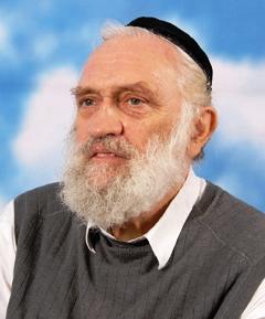 Portre of Israel Efraim